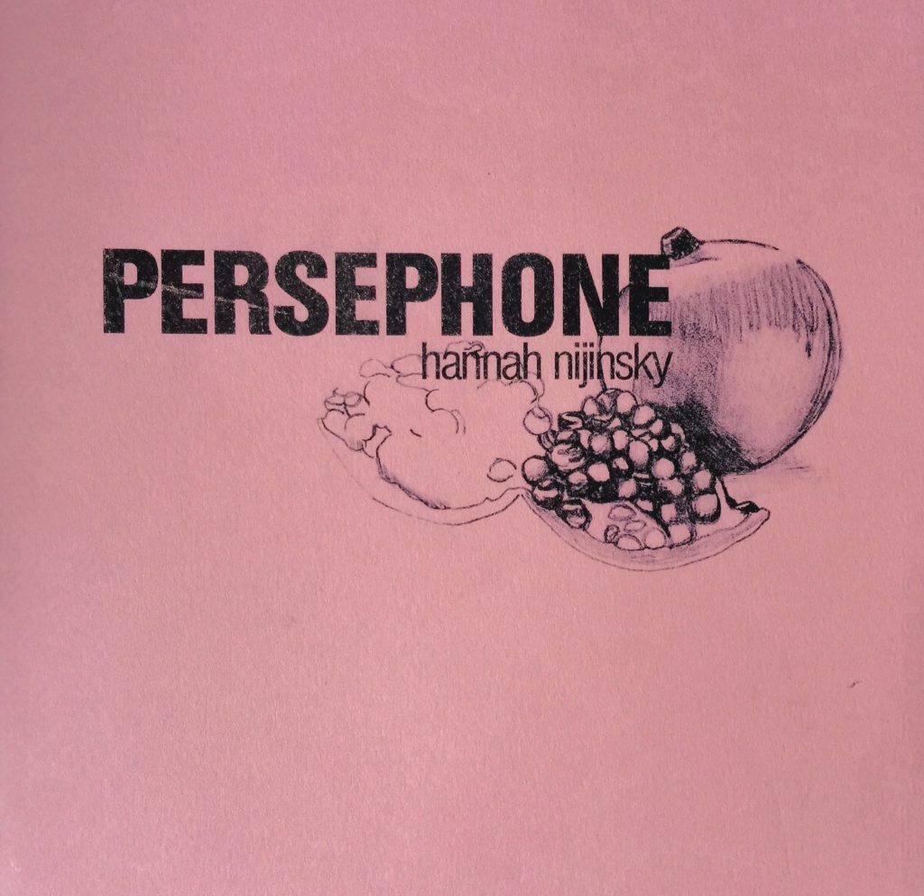 Persephone is a book of poems that was written by John Most