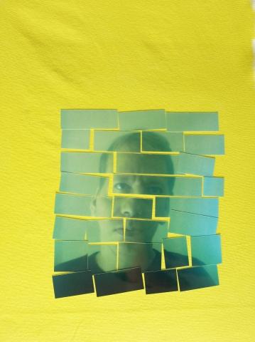 John Most > poems > pieces > 2010 > Self-Portrait #1